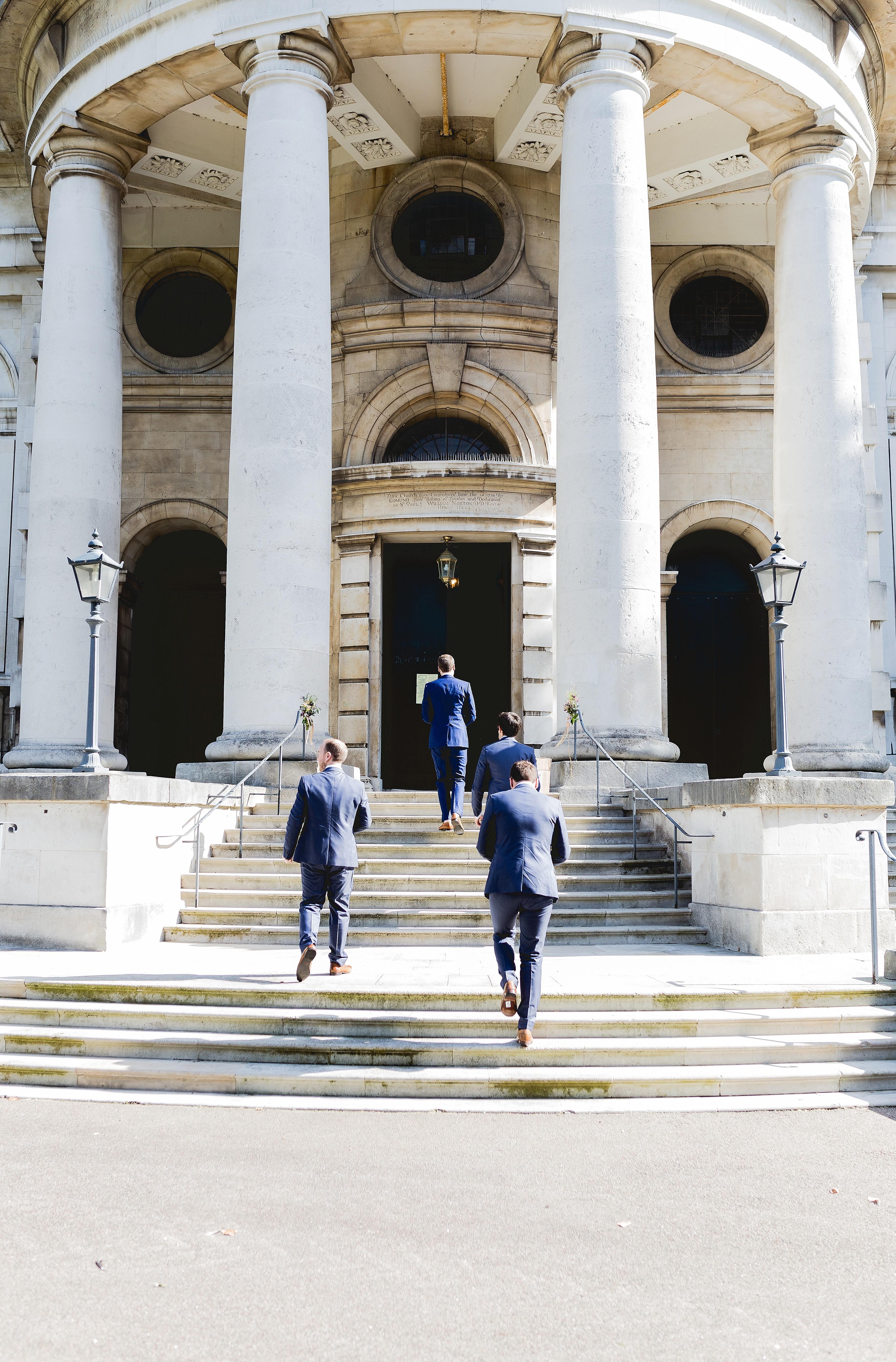 st pauls church deptford london wedding phtos