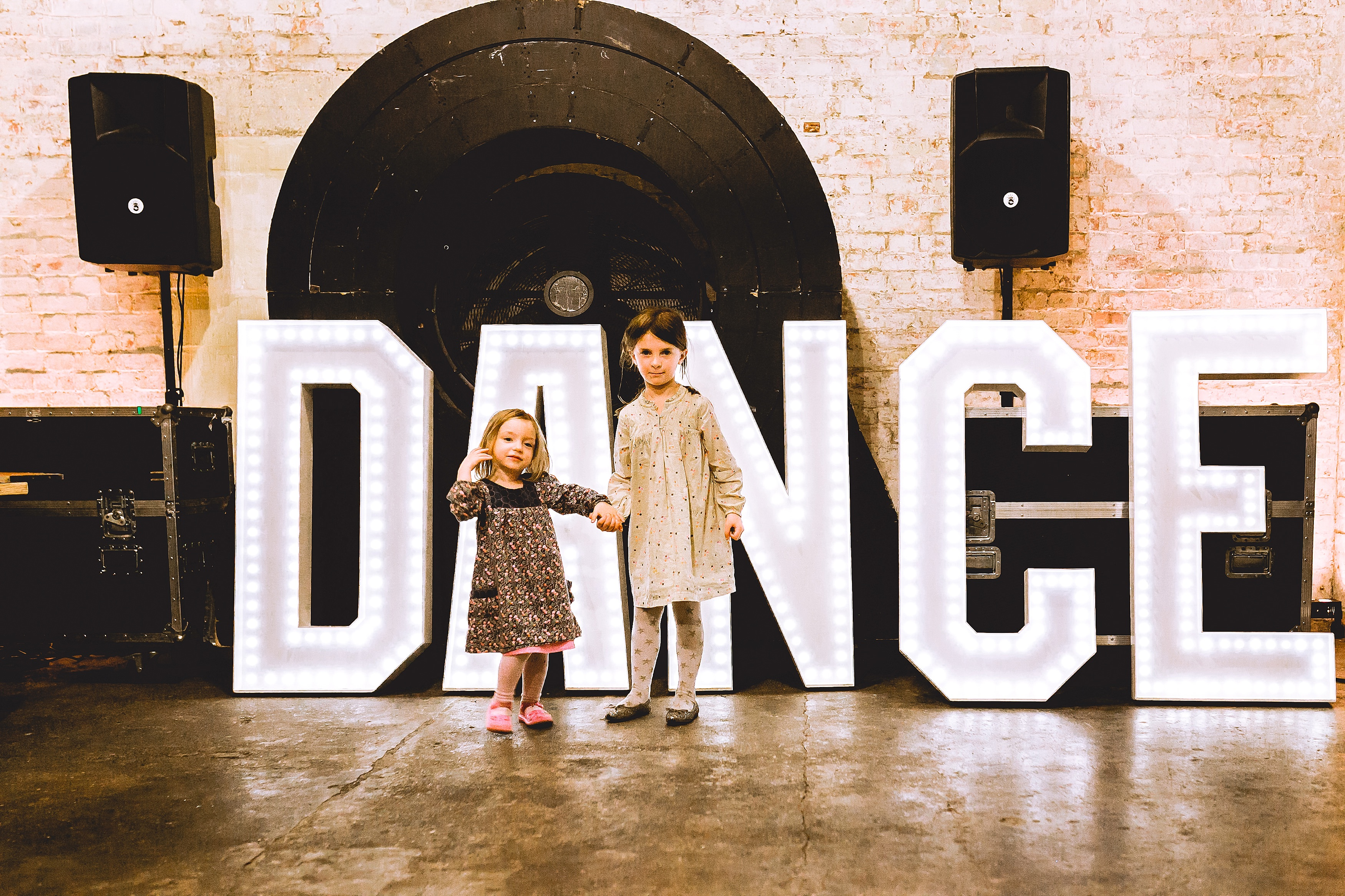 gatsby quirky wedding in london warehouse one firendly place greenwich