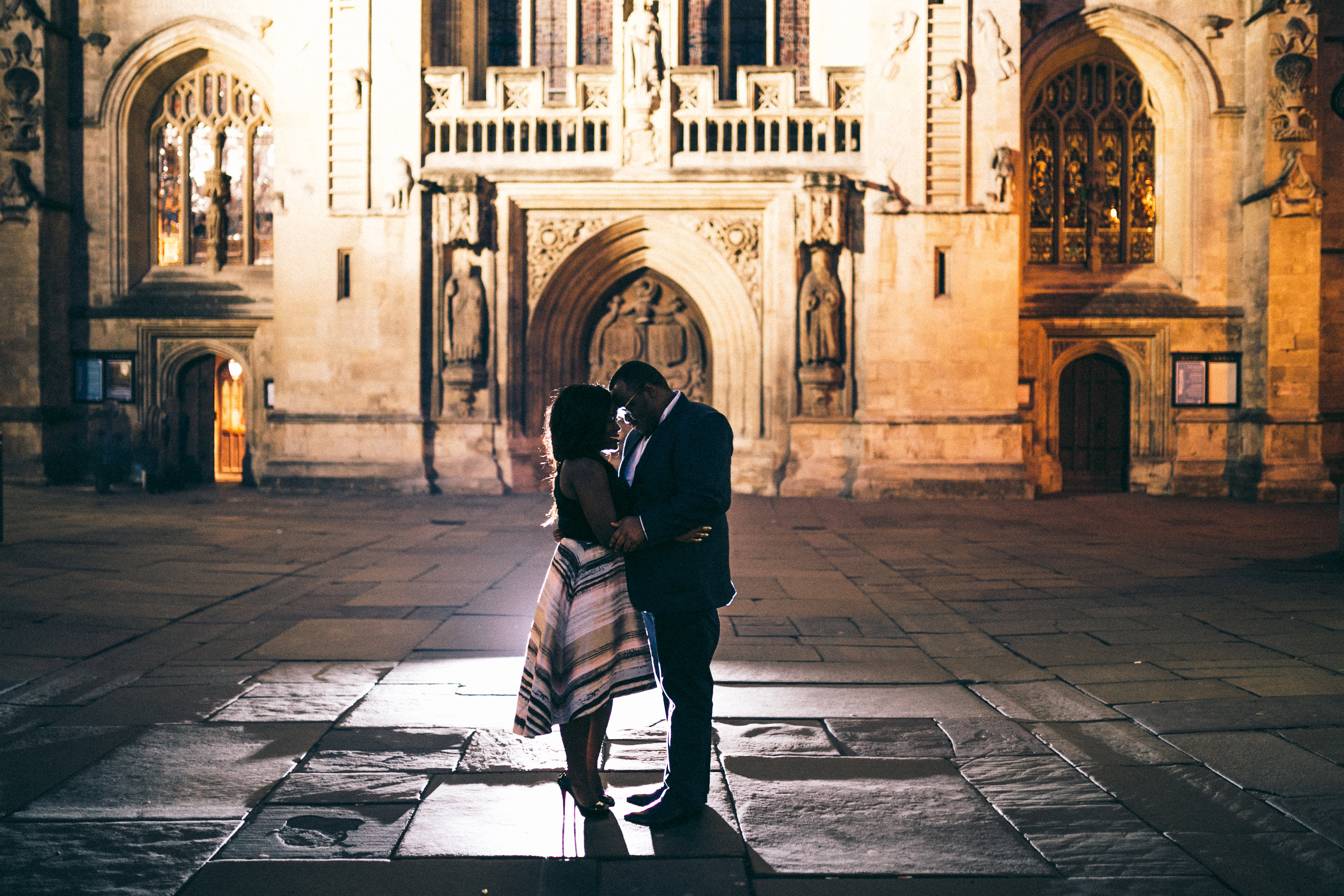 bath cathederal engagement shoot pre wedding -