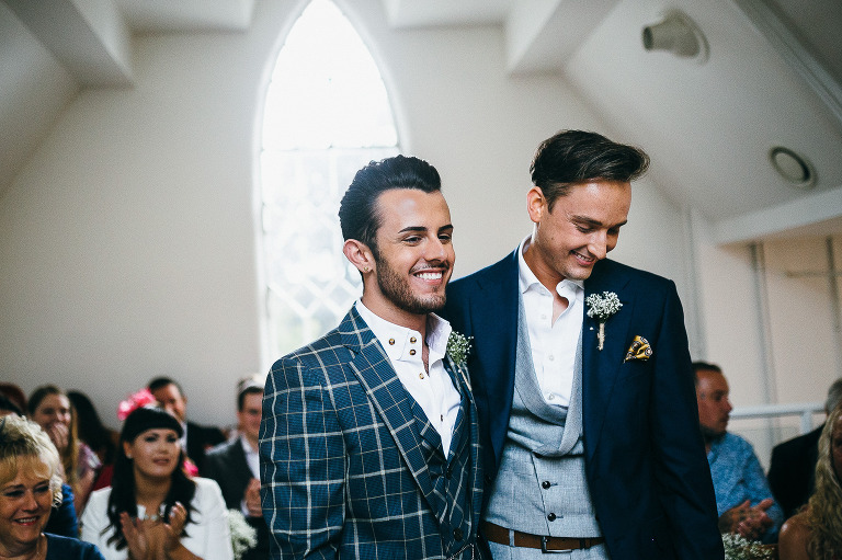 Adam George Lgbt Wedding London Beatrici Photography