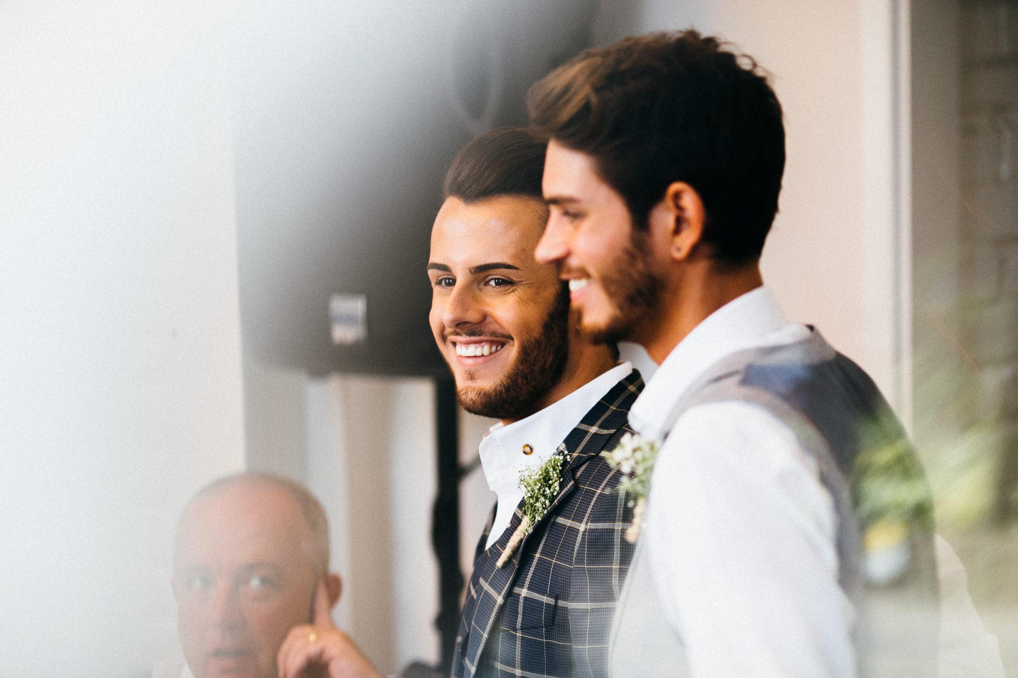 london gay wedding ceremony documentary