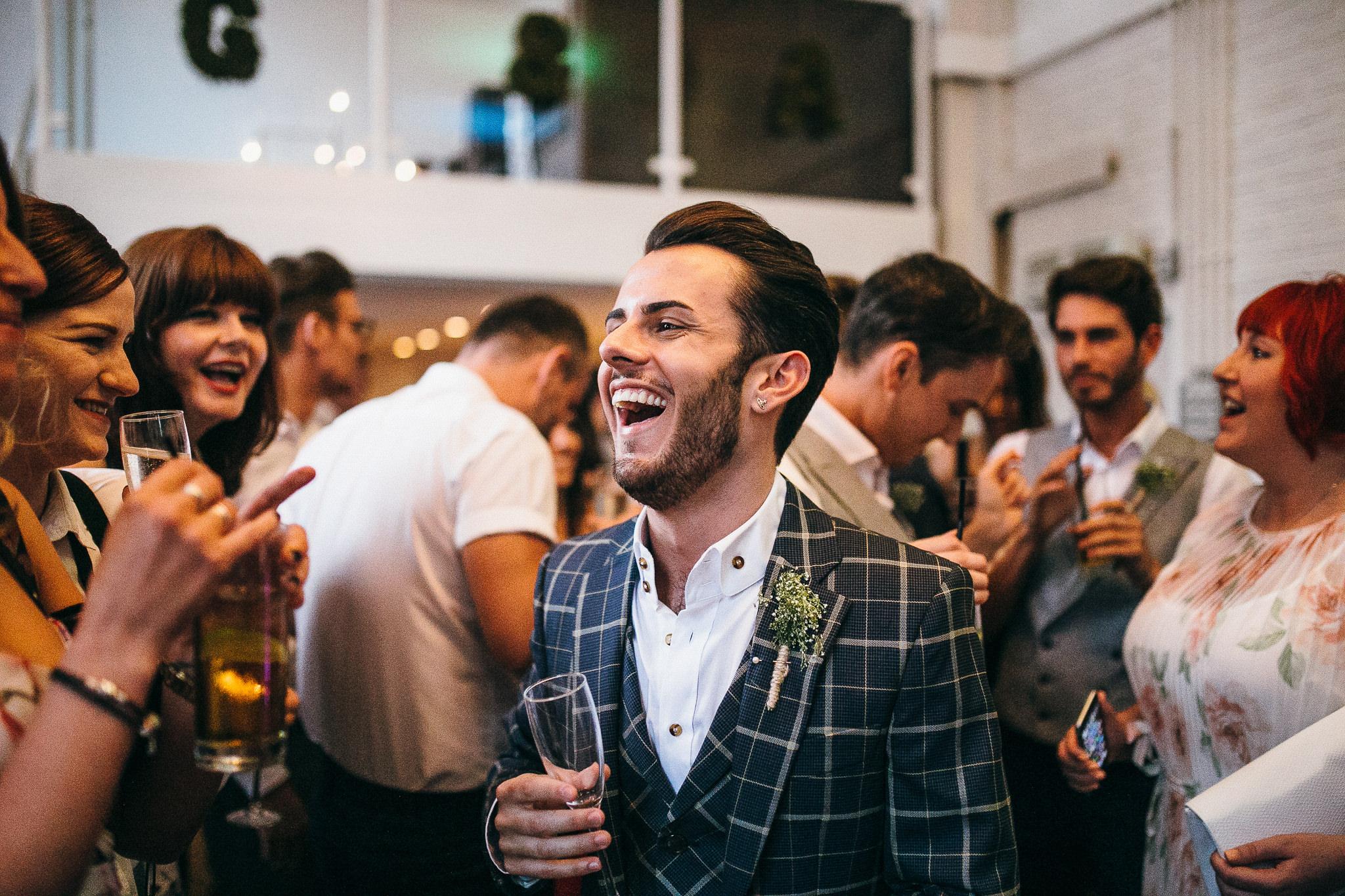 gay couple wedding in london
