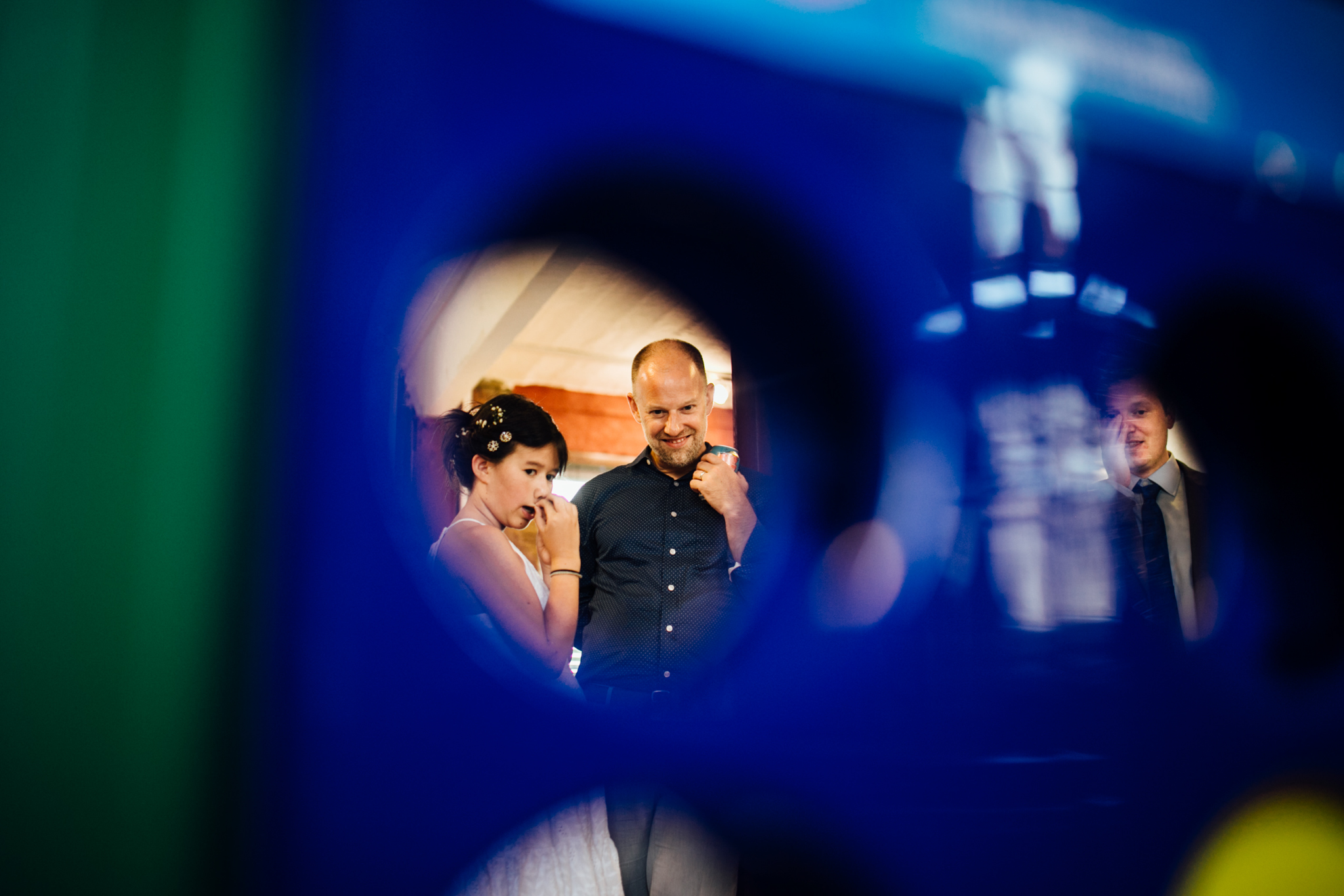 wedding photography reception at lumiere london southwark by london wedding photographer