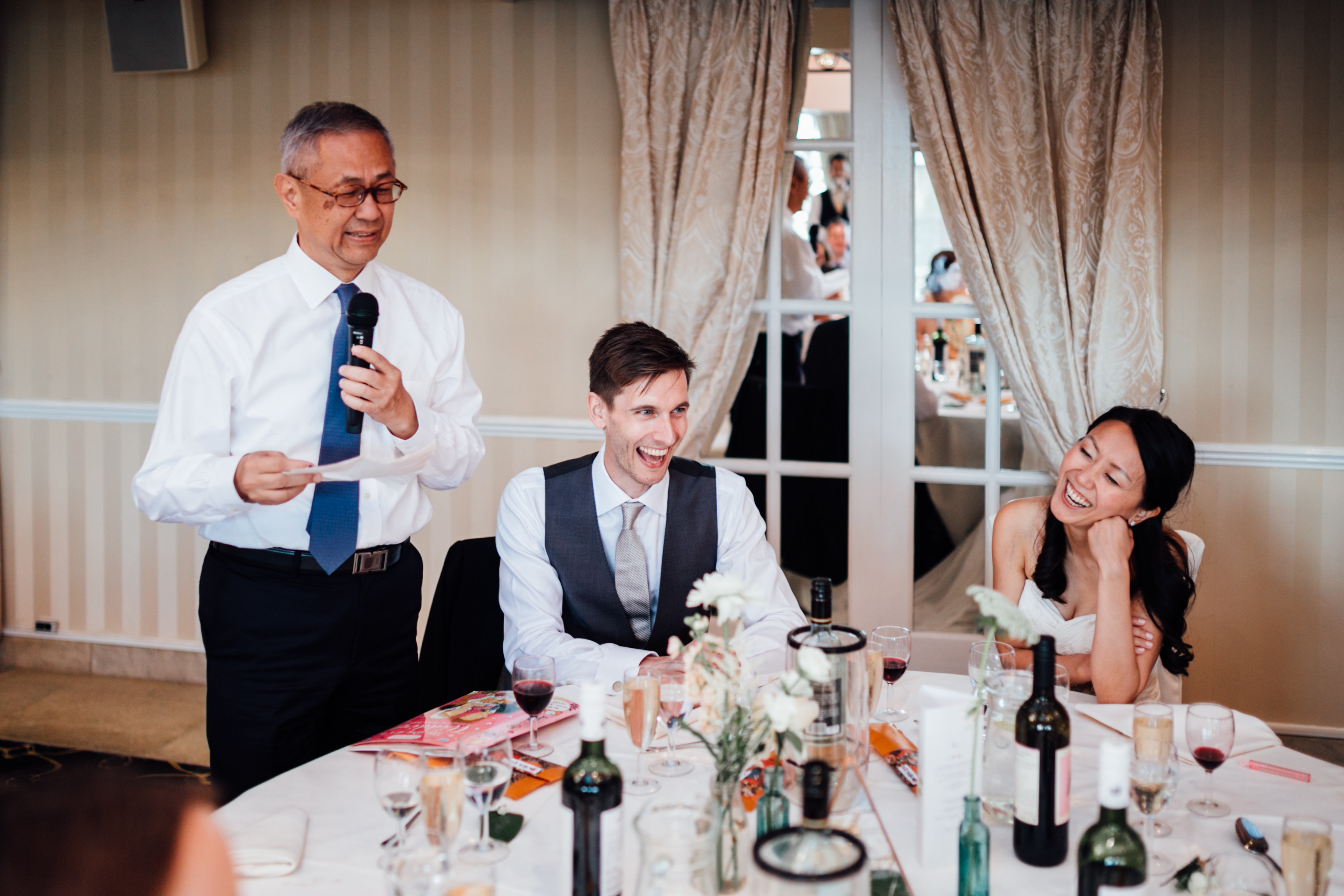 documentary wedding photography london and brighton speeches