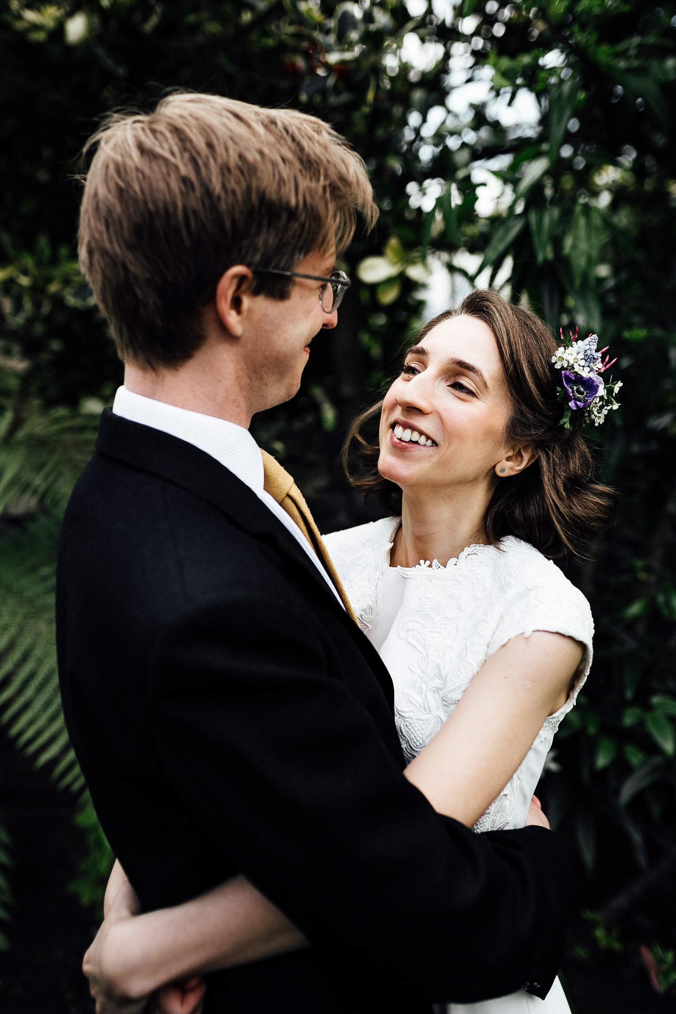 informal, fun, quirky brighton wedding