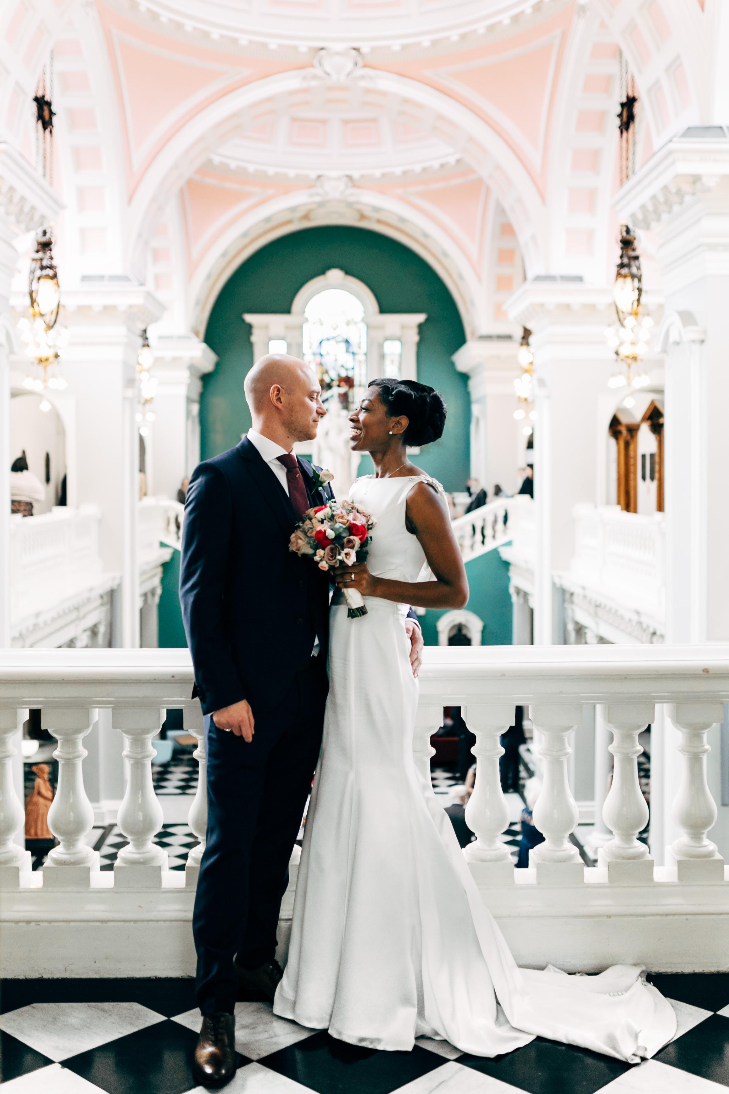 london wedding at wandsworth town hall photography