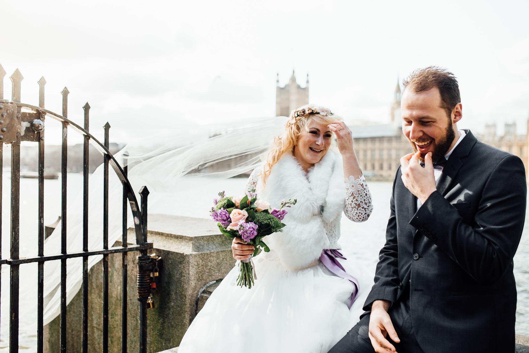 elopement photographer london big ben