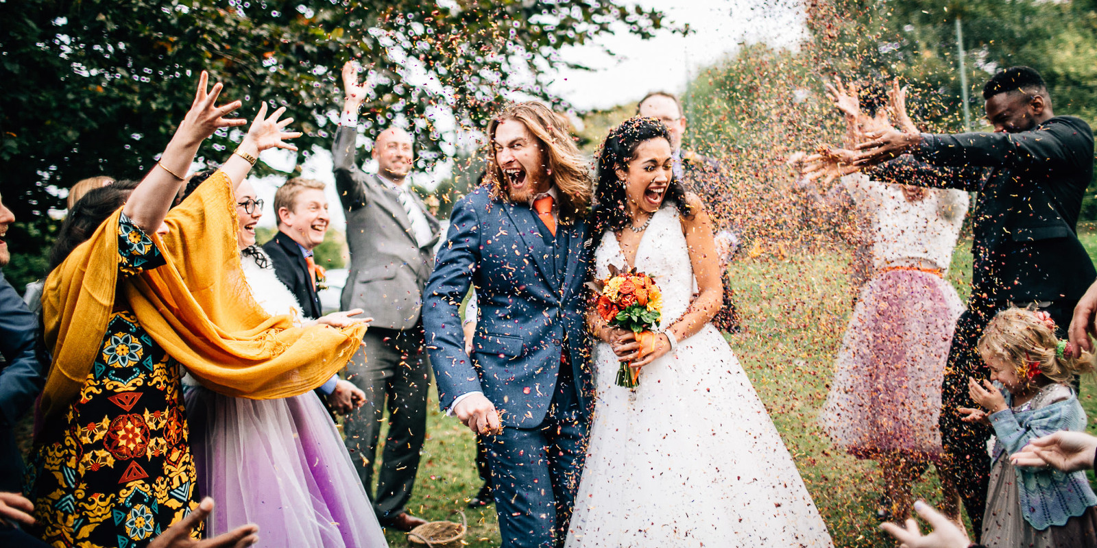 fun relaxed informal candid wedding photography in london