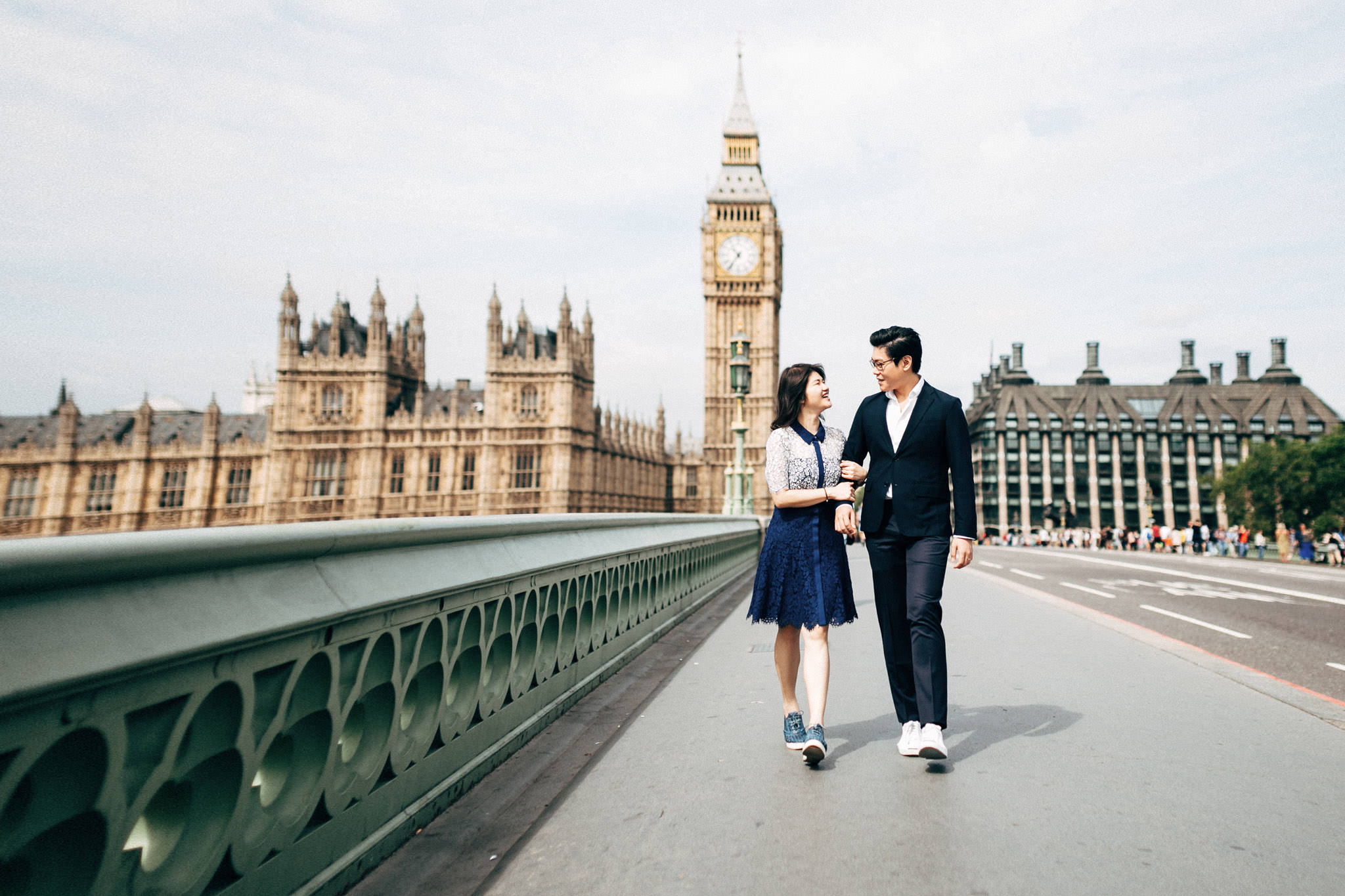 big ben holiday photo shoot in london