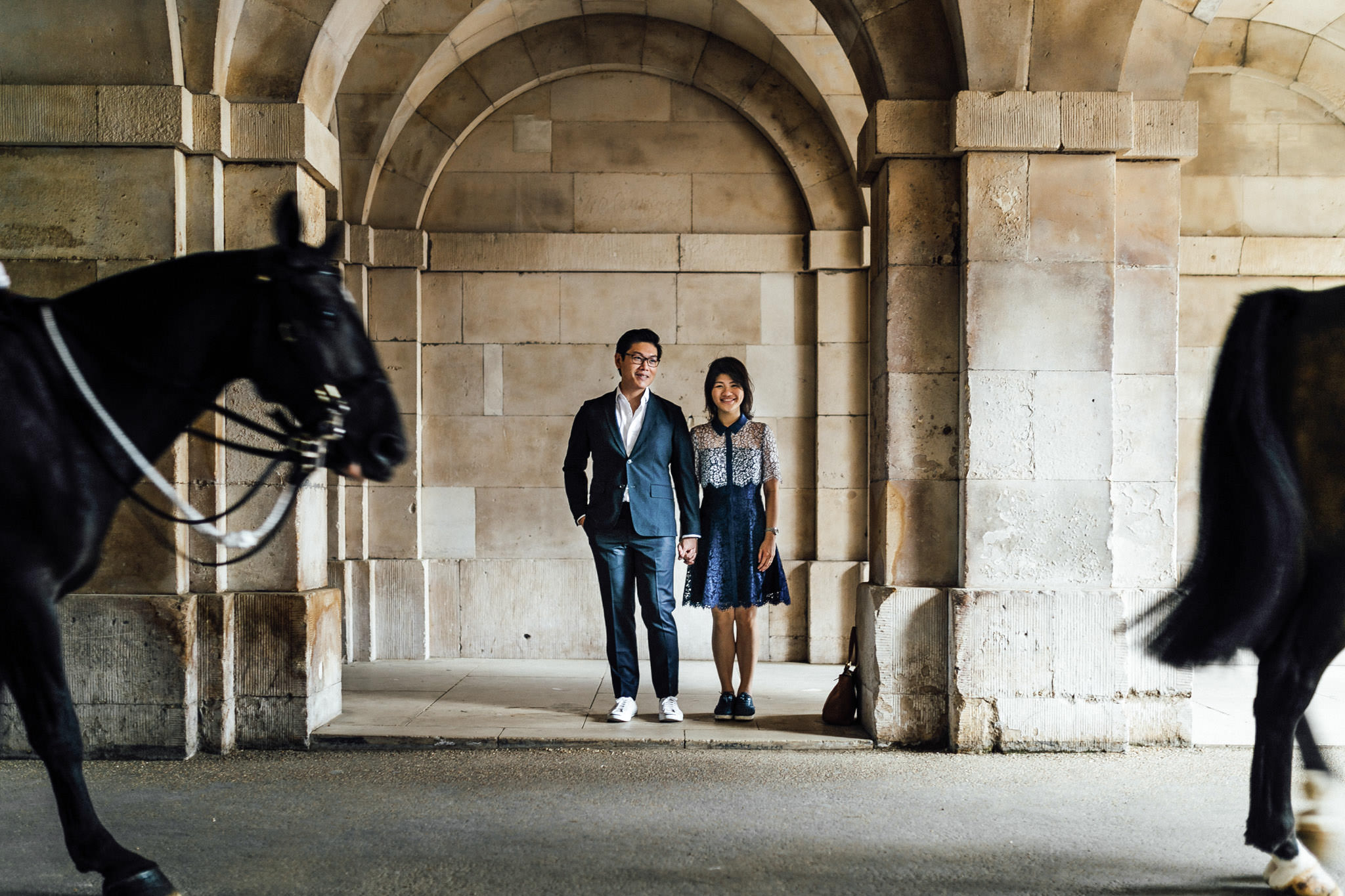 fun locations to shoot couples in London