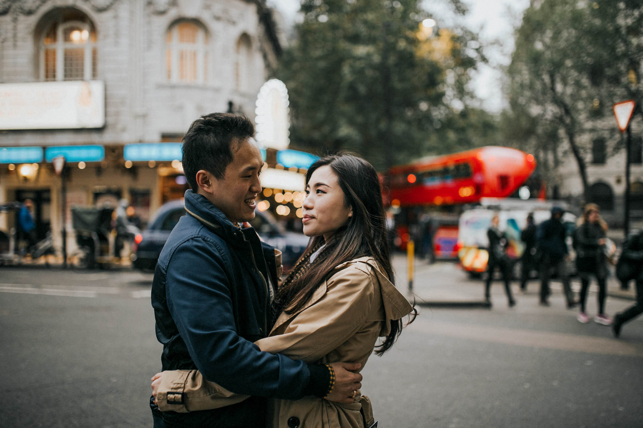 best locations to shoot engagement shoots in london