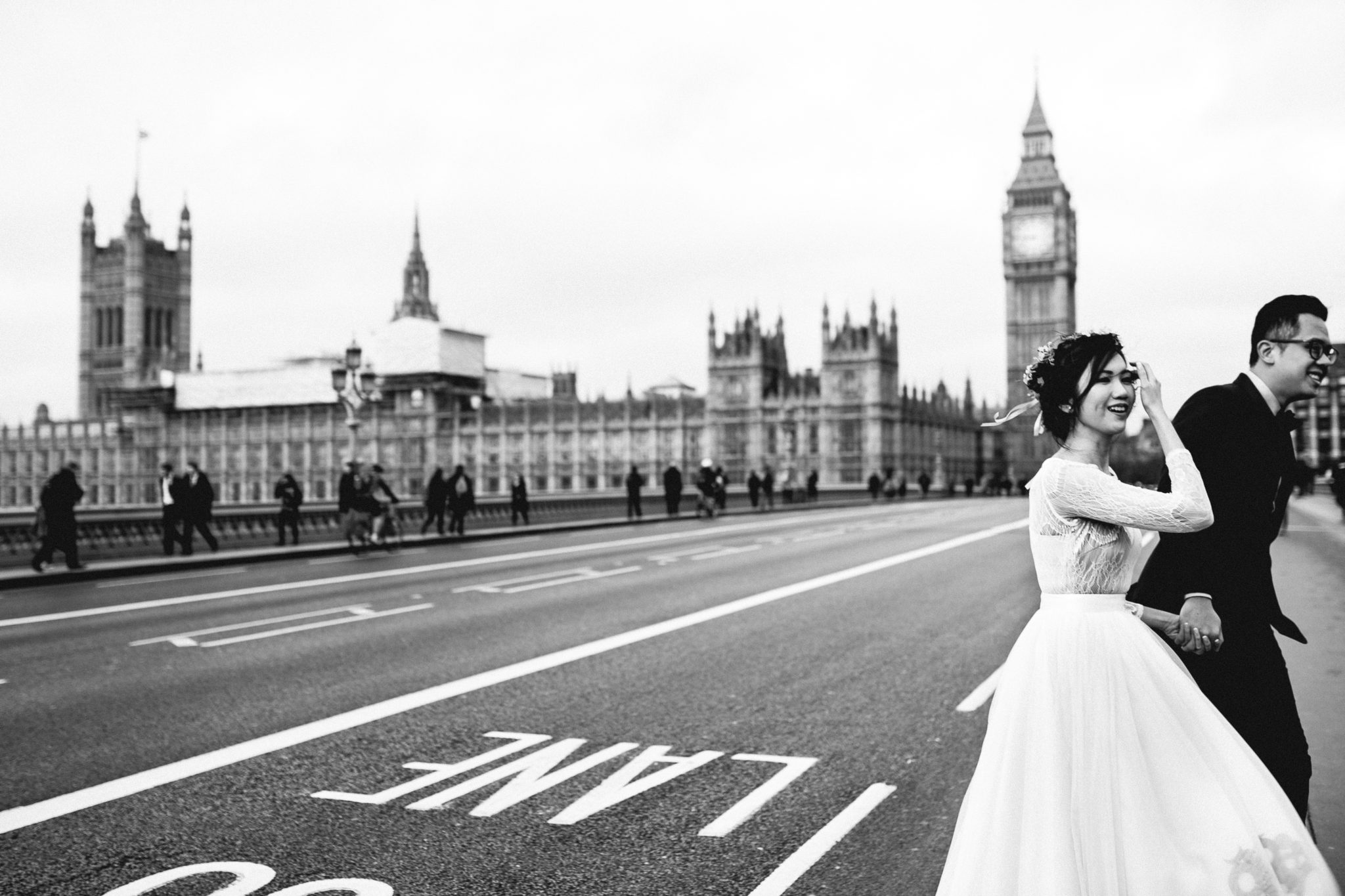 big ben london engagement shoot photographer