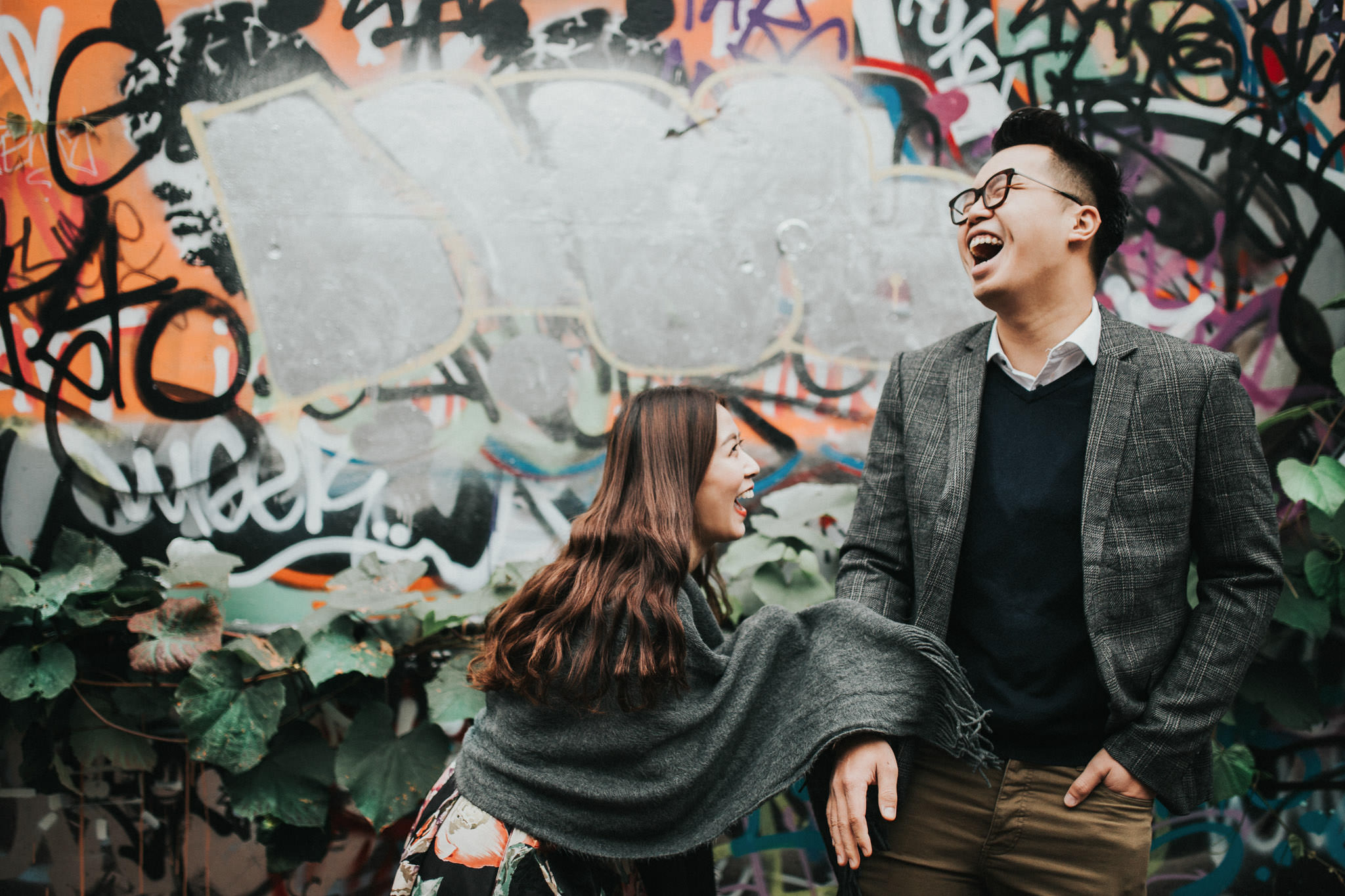 top best locations for london engagment shoot: waterloo the vaults