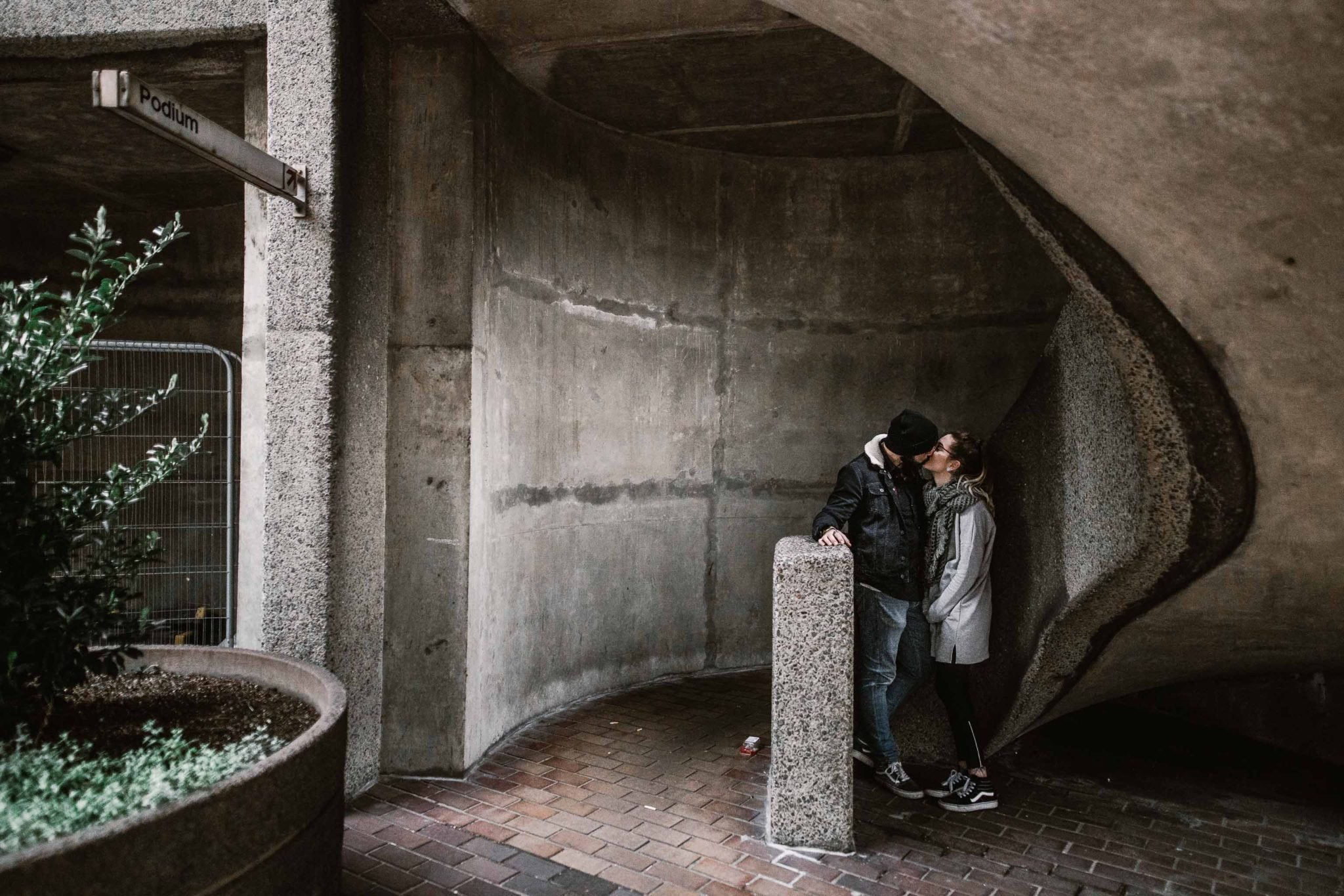 off the beaten path locations to shoot in london: barbican centre