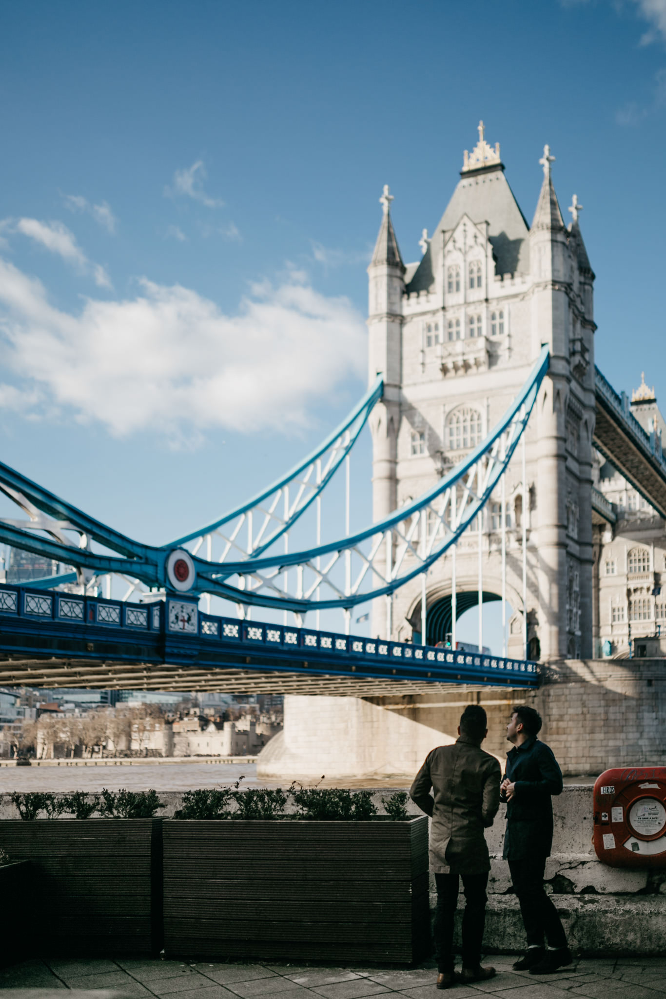 best Engagement shoot locations in London