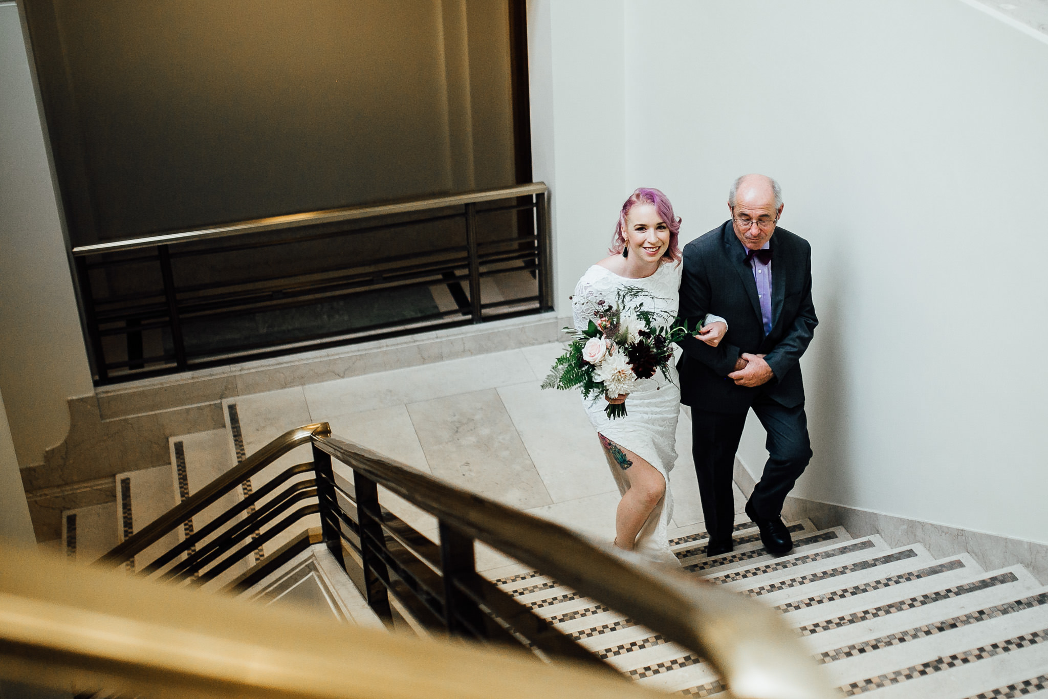 hackney town hall wedding photos