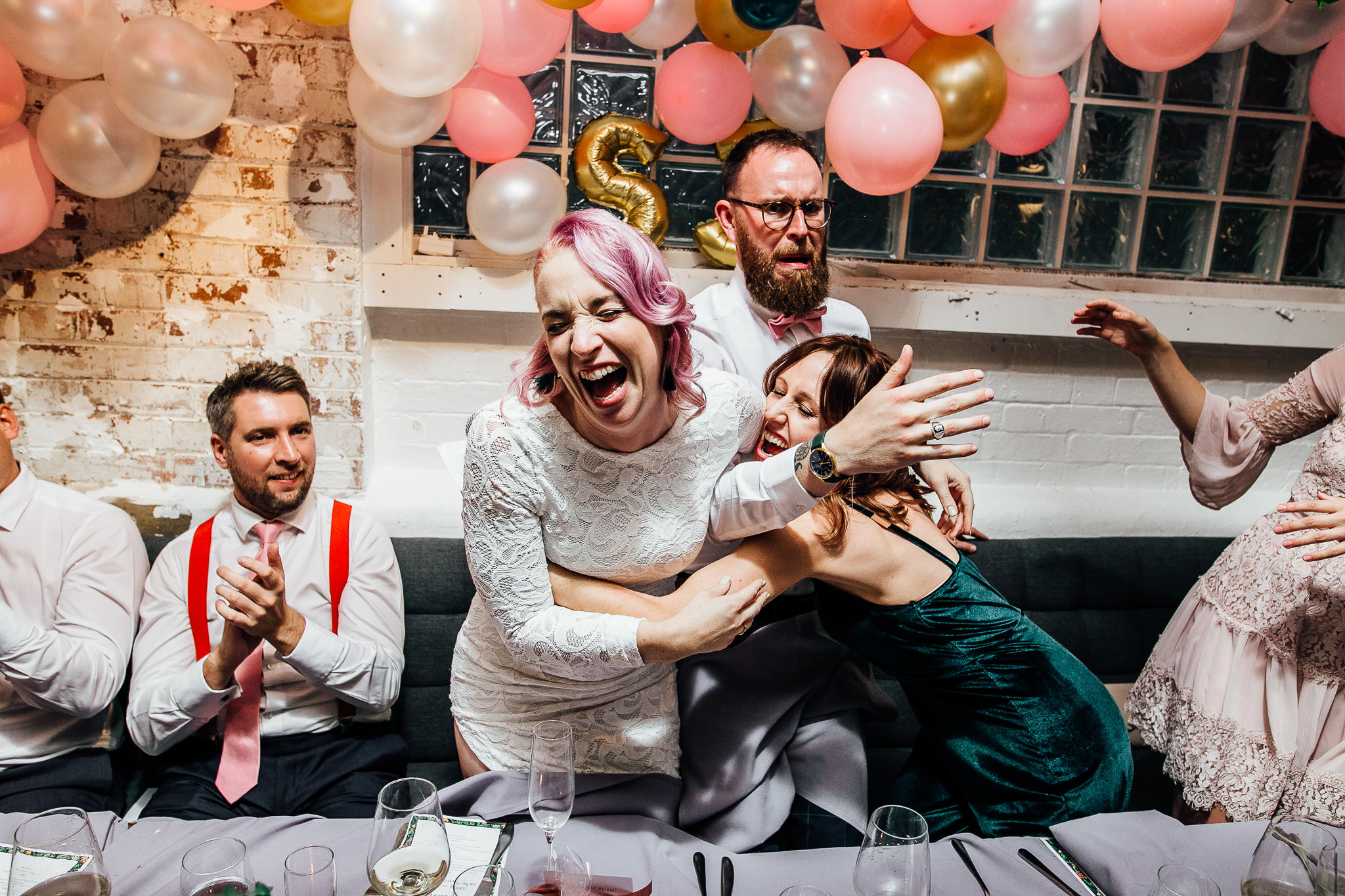 hackney wedding at jones and sons