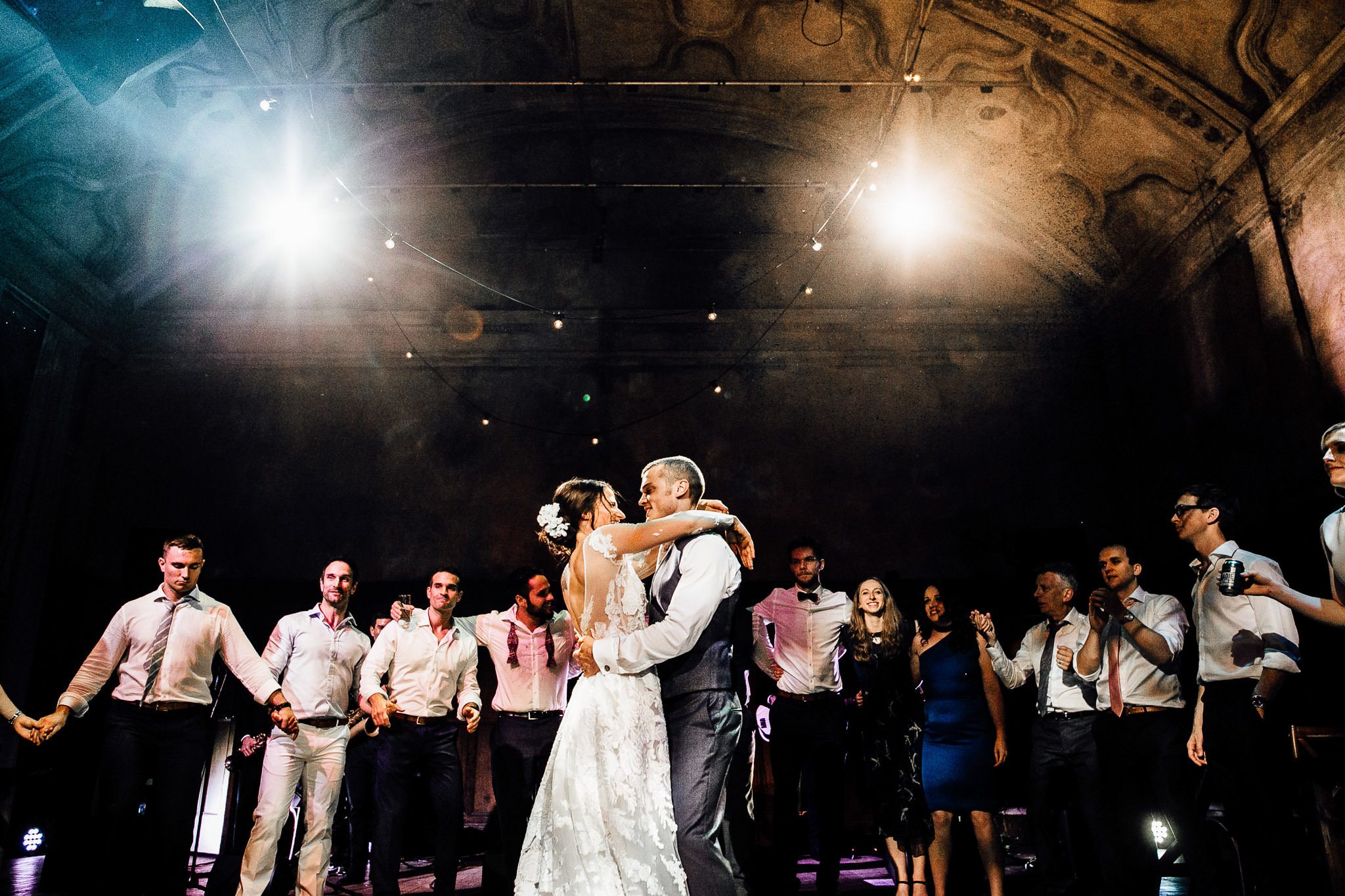 first dance battersea arts centre wedding