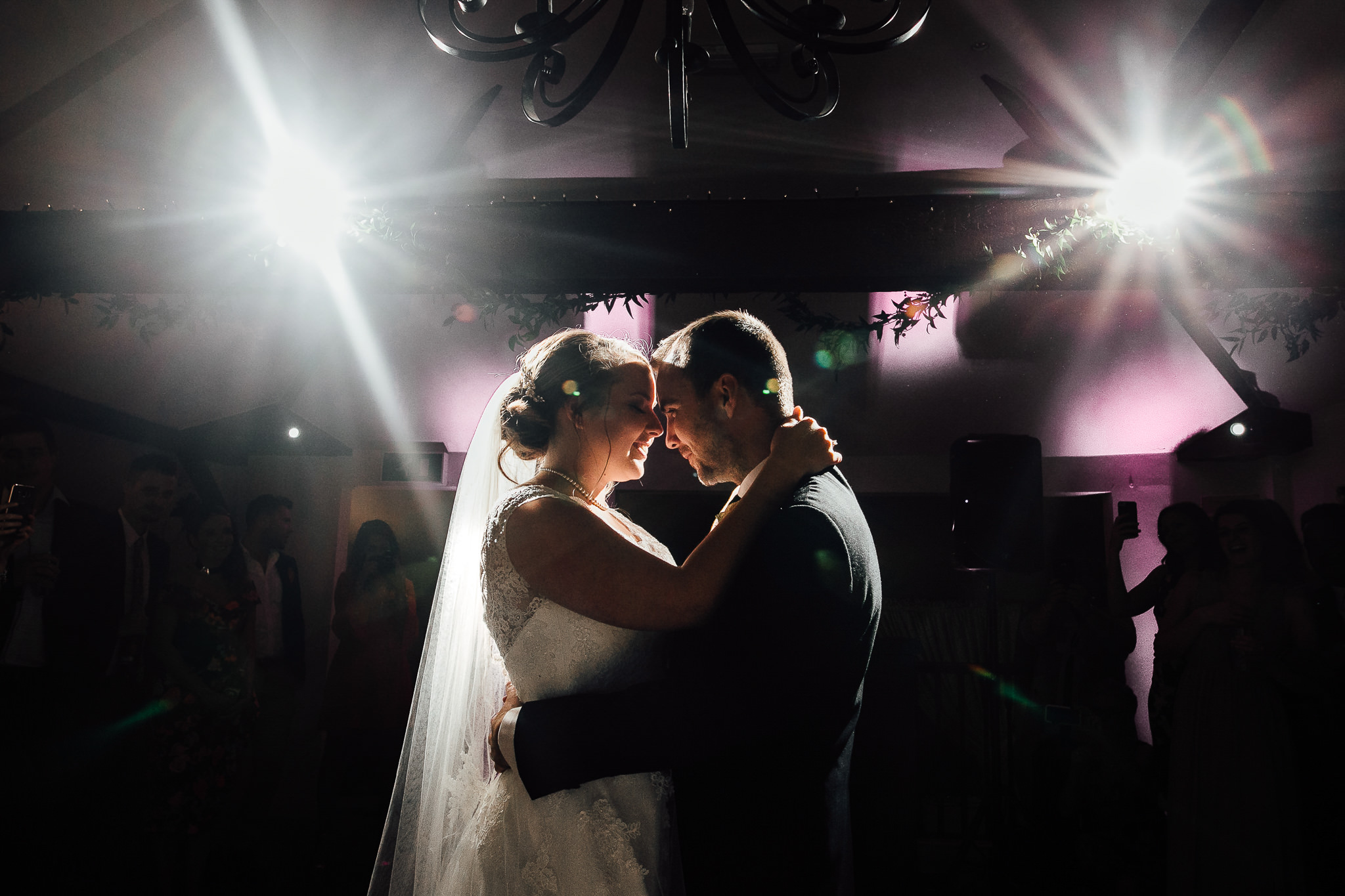 first dance photos at camden town wedding