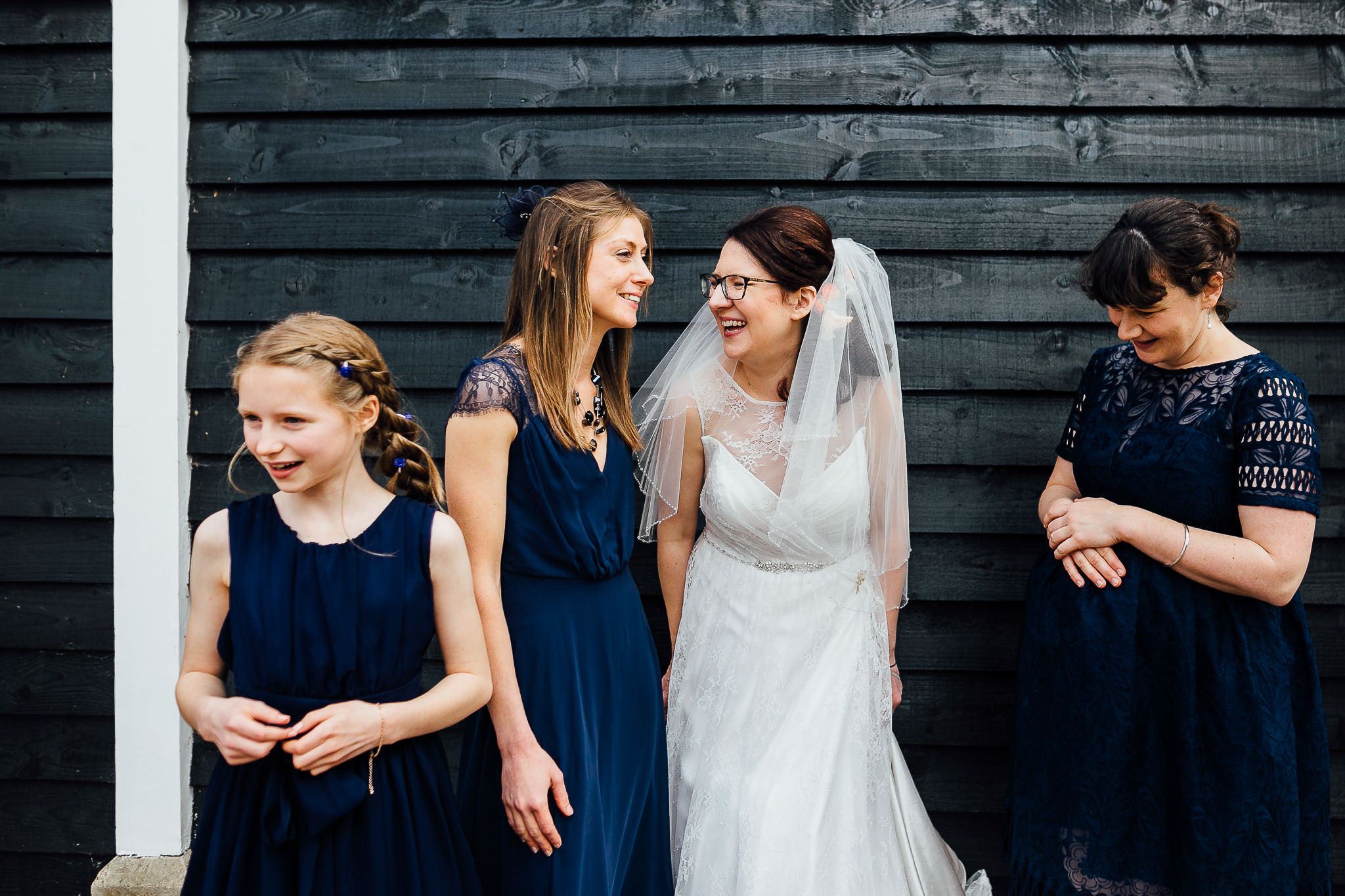 fun candid unposed wedding photography in london