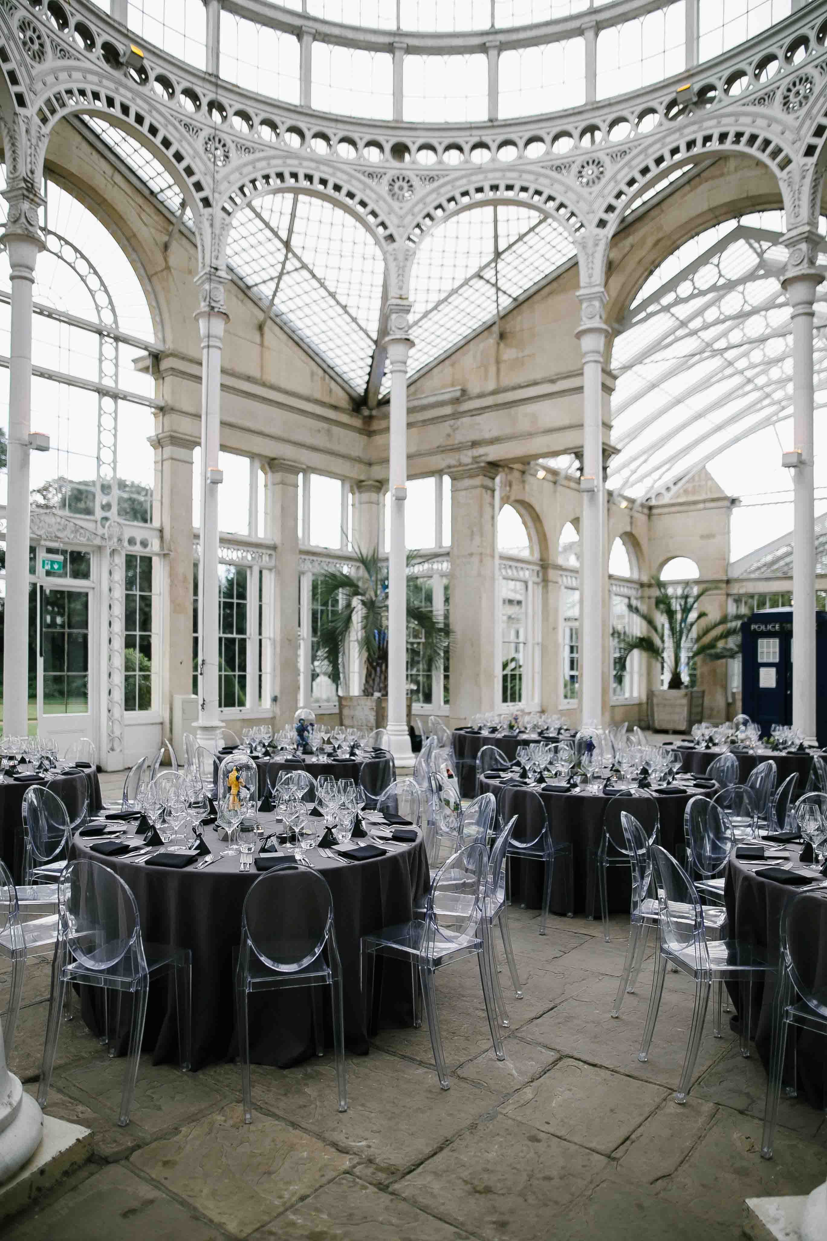 syon park conservatory wedding