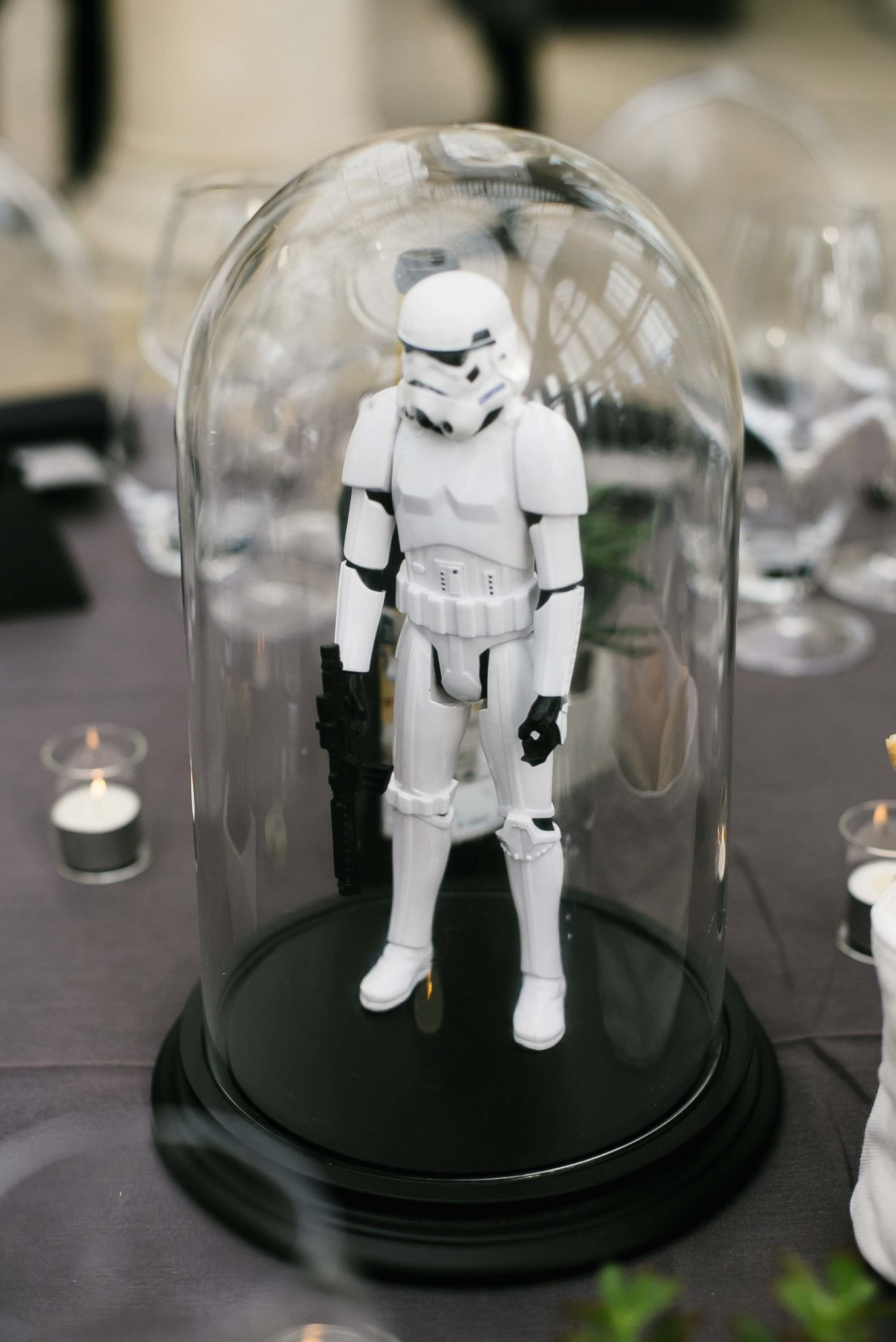 star wars theme wedding at syon park