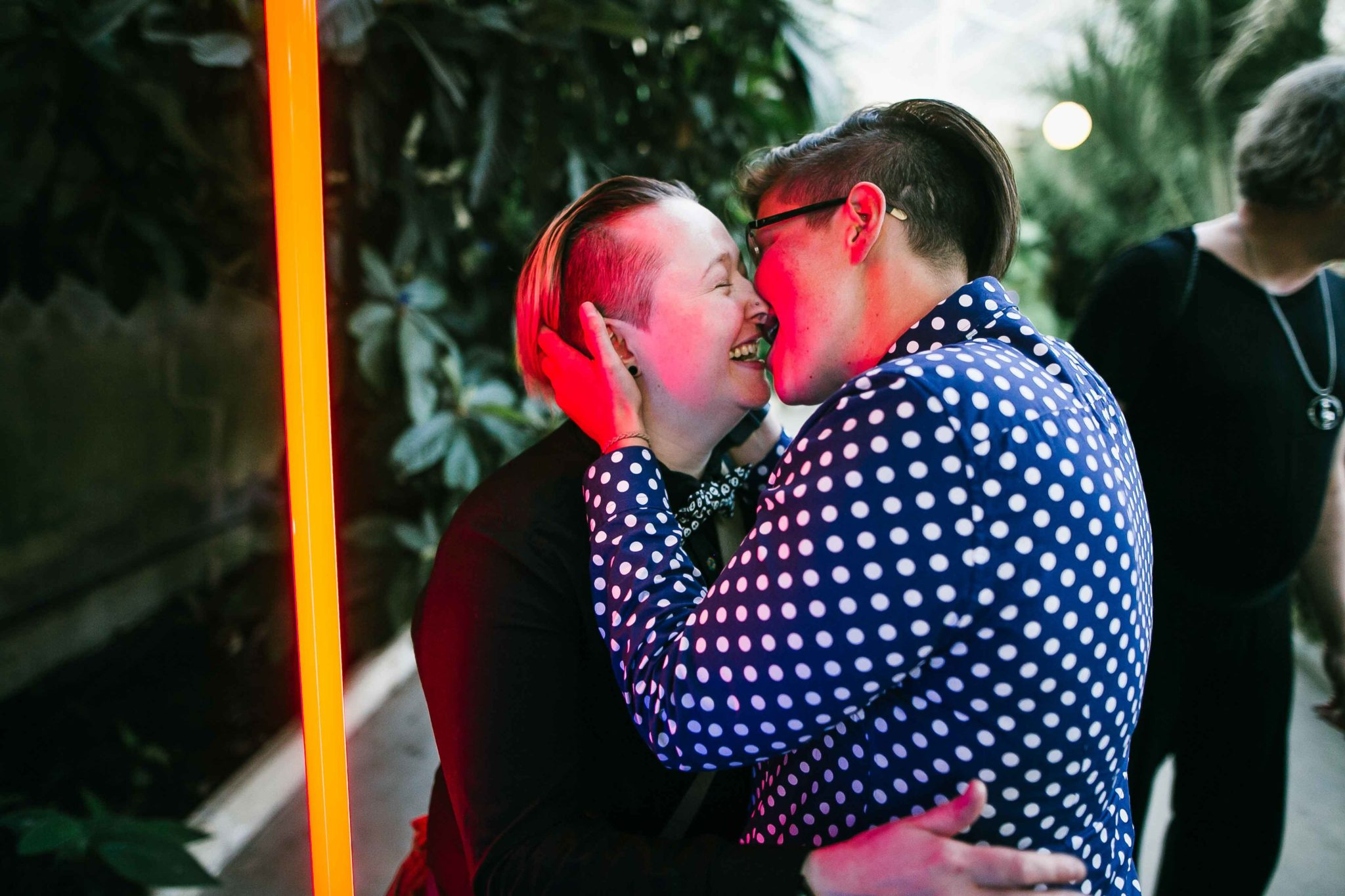 same sex wedding photographer at syon park
