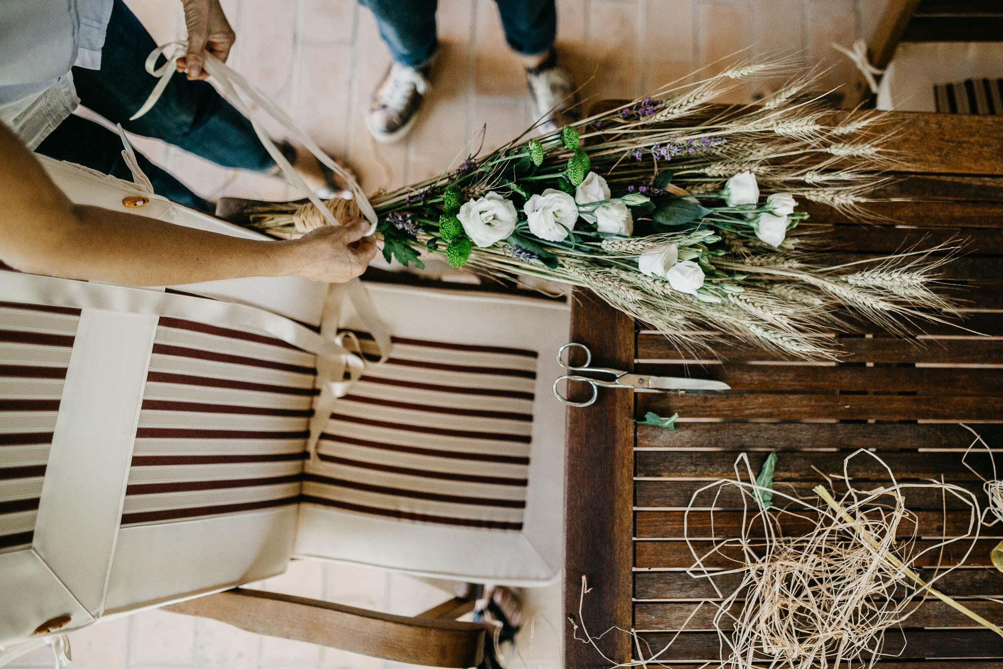 bridal prep destination wedding italy