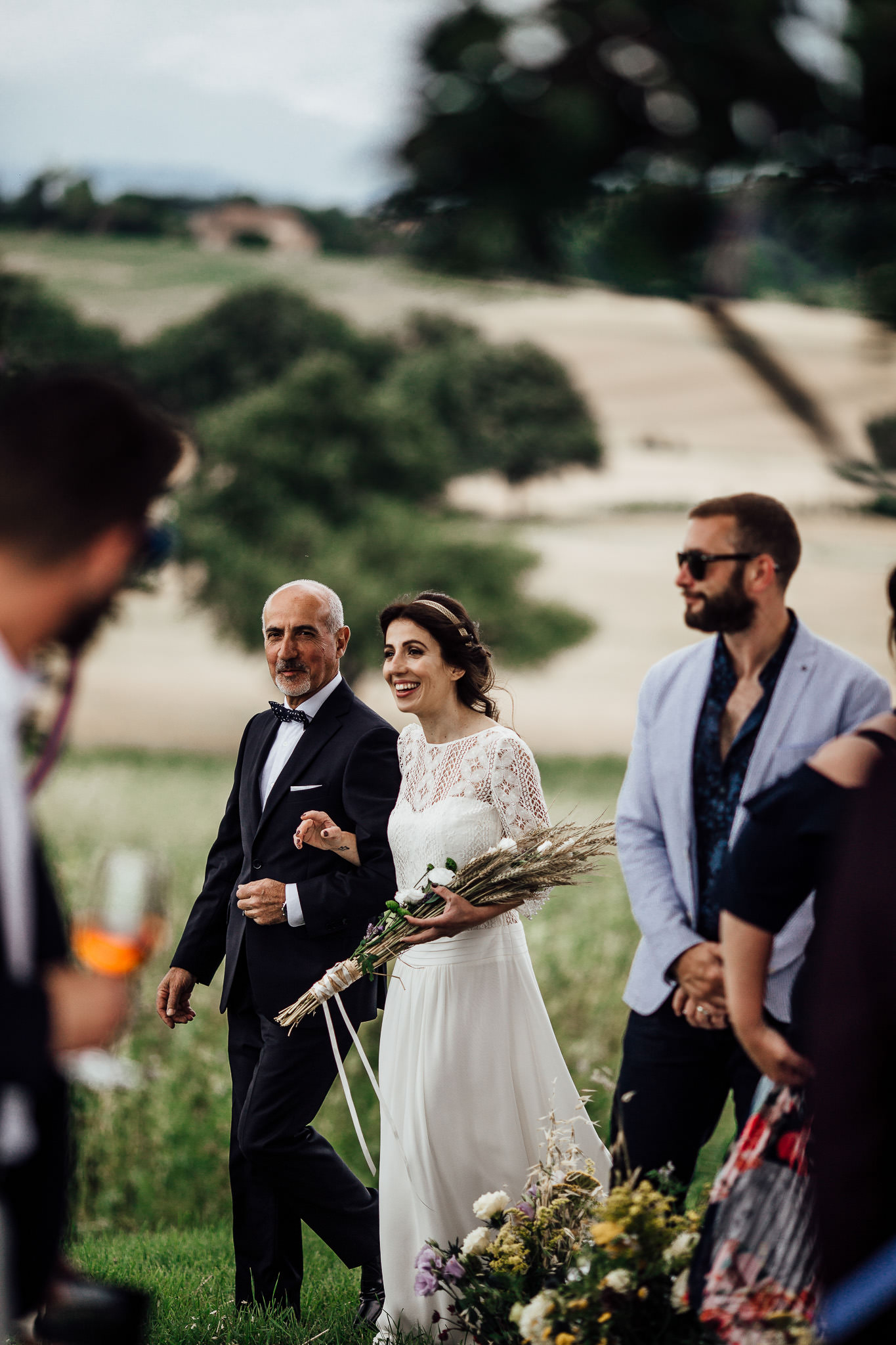 outdoor wedding inspiration in italy