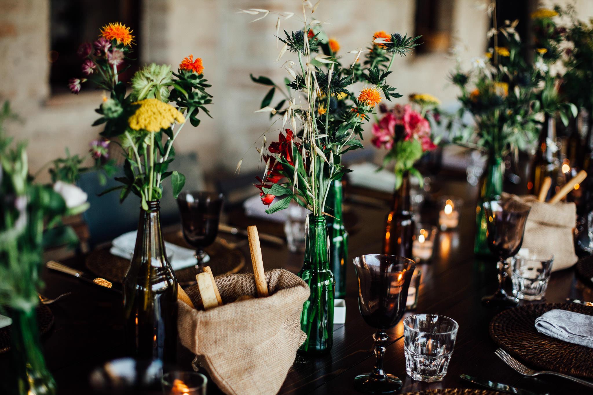festival destination wedding in italy decor
