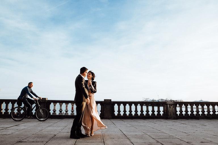 brighton wedding photos madeira terrace