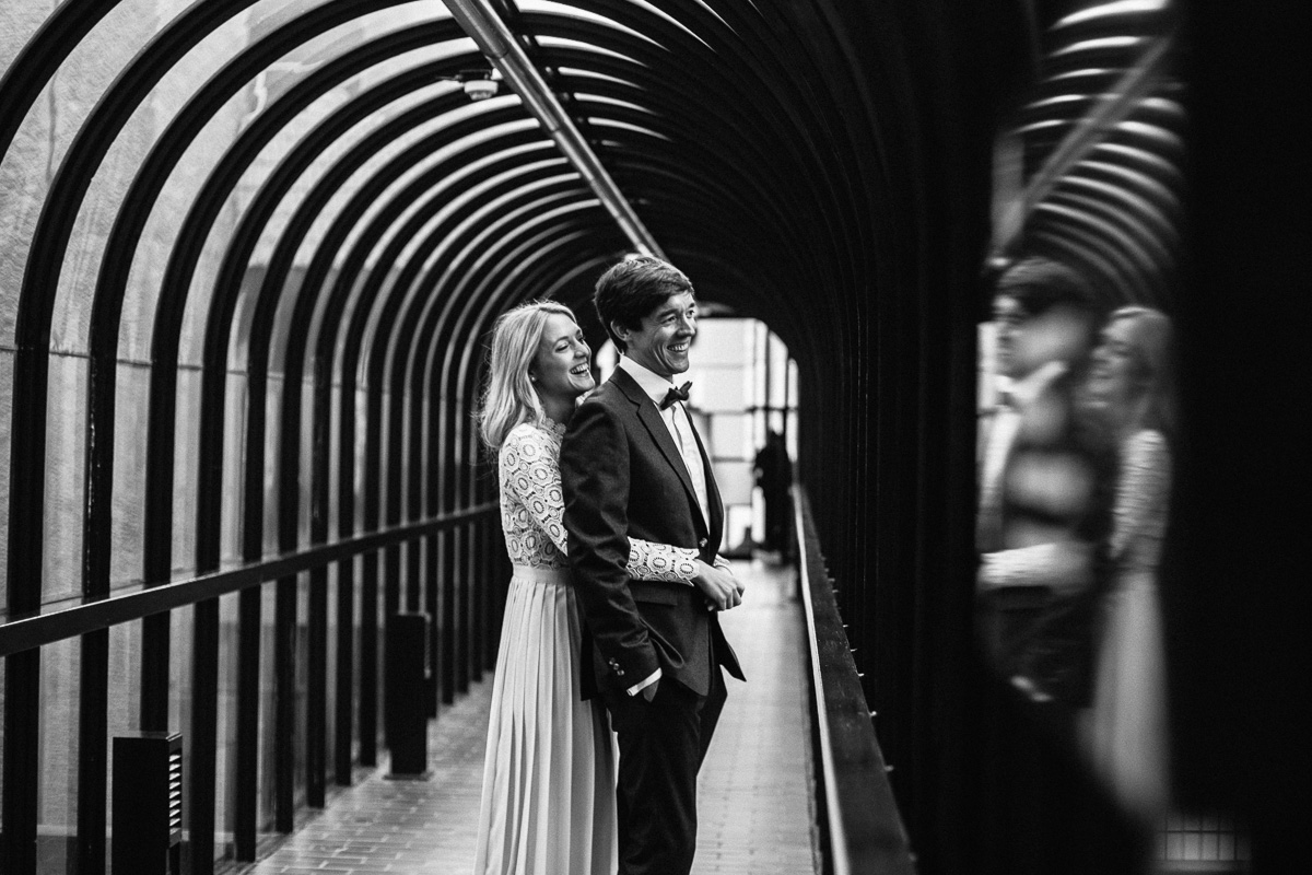 fun colourful London wedding photographer