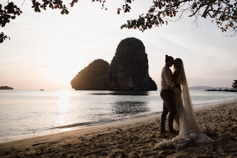 rayavadee thailand wedding photographer