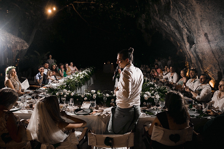rayavadee railay beach wedding photos