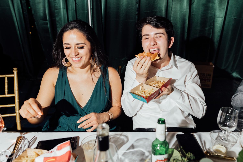 mc donalds at weddings big mac