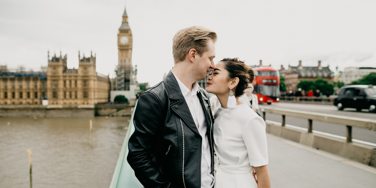 London couples Holiday shoot engagement sessions